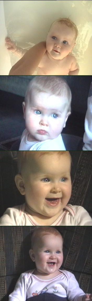 Mania w wieku 6 miesięcy
