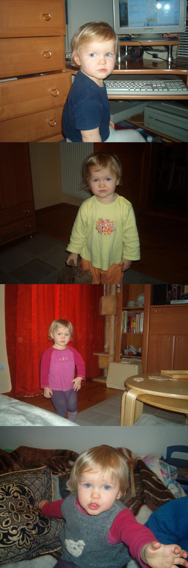 dwuletnia Marianna