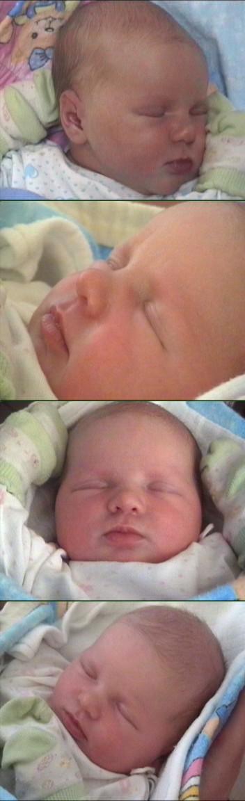 narodziny Marianny