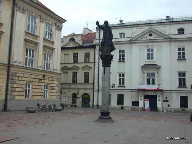 pomnik Piotra Skargi