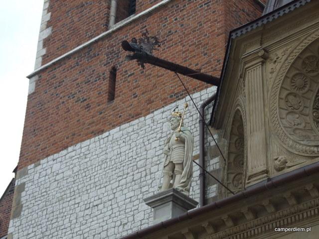 smok z Katedry Wawelskiej