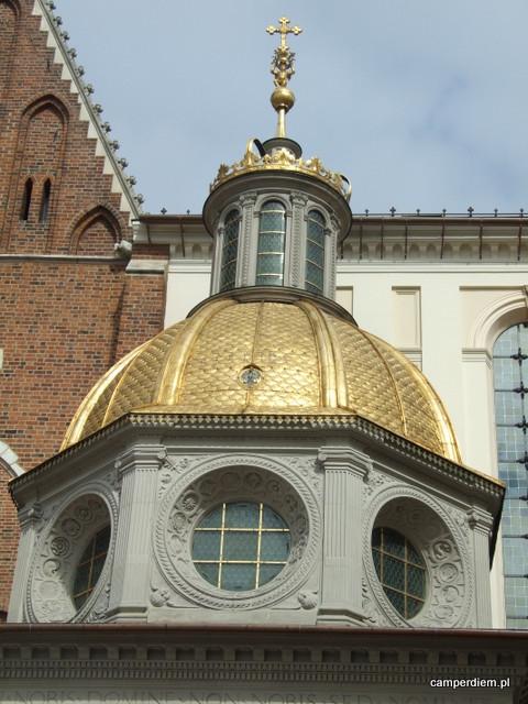 kopuła Kaplicy Zygmuntowskiej