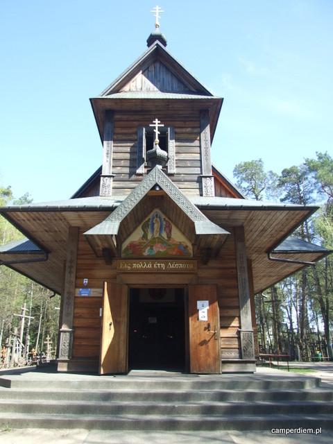cerkiew pw. Przenajświętszej Ikony Matki Boskiej Iwerskiej