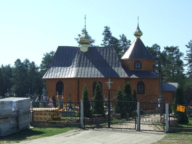 cerkiew Czeremcha