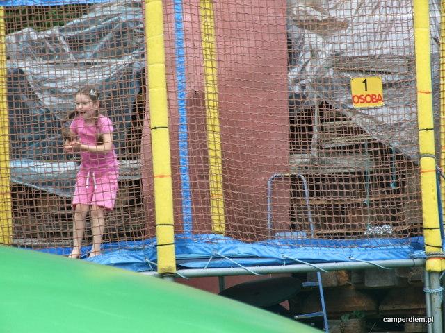 plac zabaw w Ustroniu