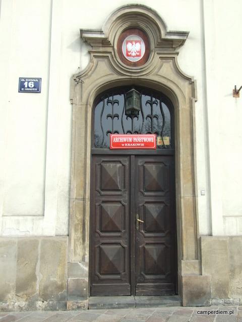 Archiwa Państwowe w Krakowie
