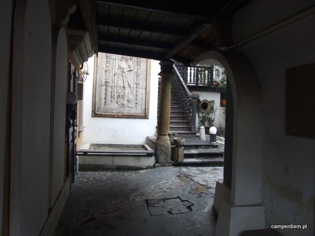 Kazimierz, podwórka