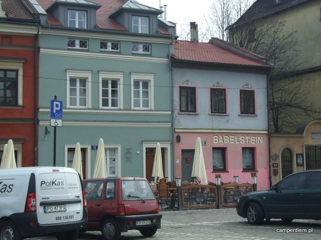 Kazimierz, ul. Szeroka