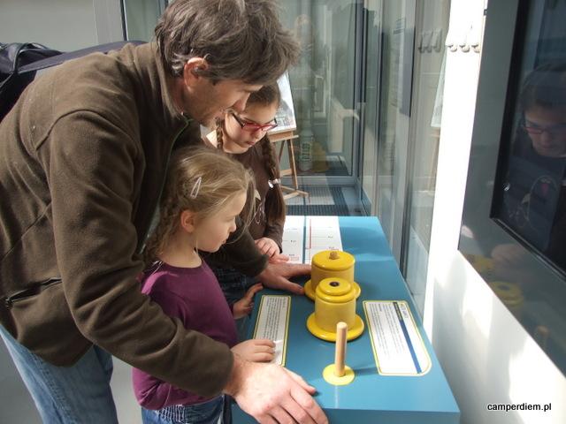 w Muzeum Inżynierii Miejskiej