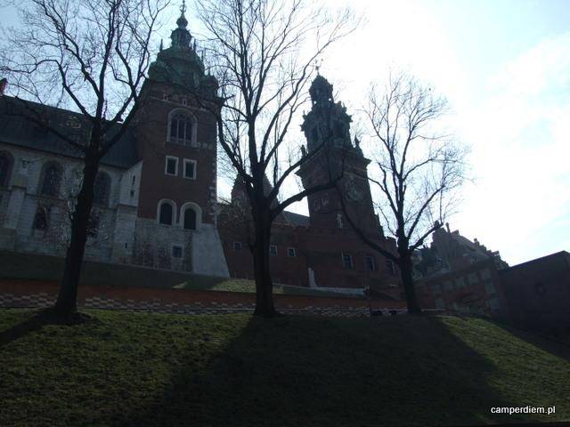 spojrzenie na Wawel