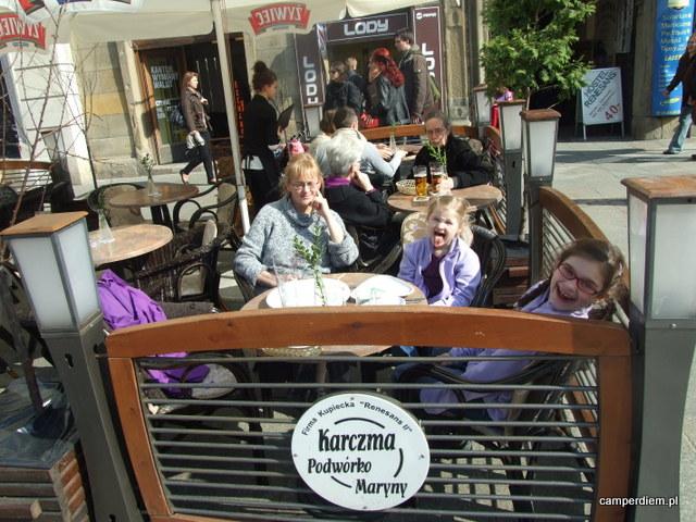 pizzeria na krakowskim rynku