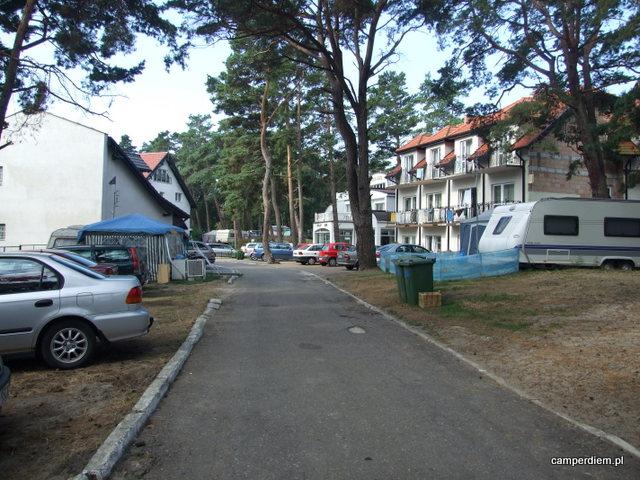 całoroczne apartamenty na kempingu Gallus