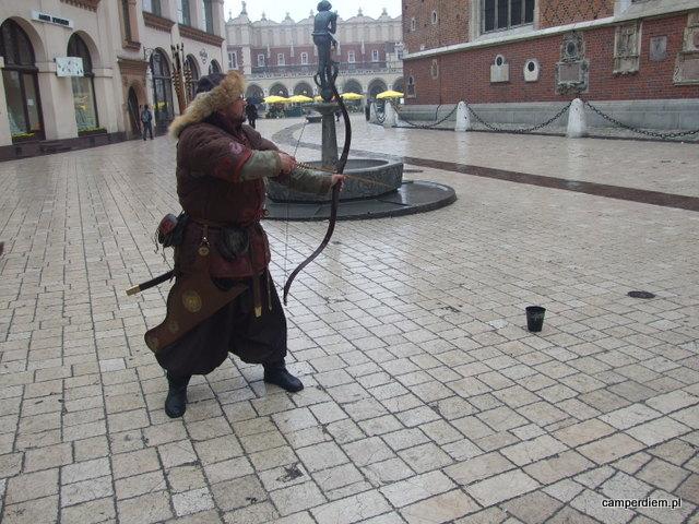 tatar z krakowskiego rynku