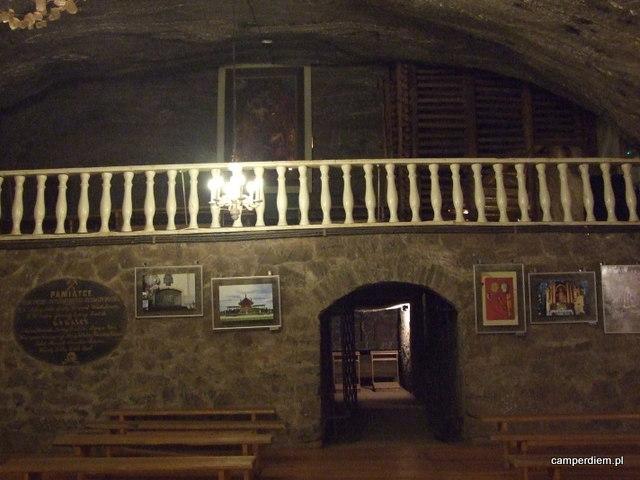 balkon dla górniczej orkiestry