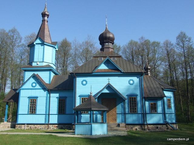 cerkiew w Tokarach-Koterce