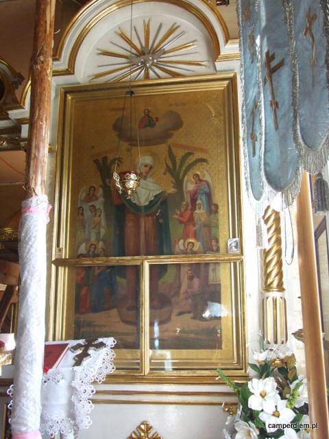 ikona Matki Bożej Wszystkich Strapionych Radość