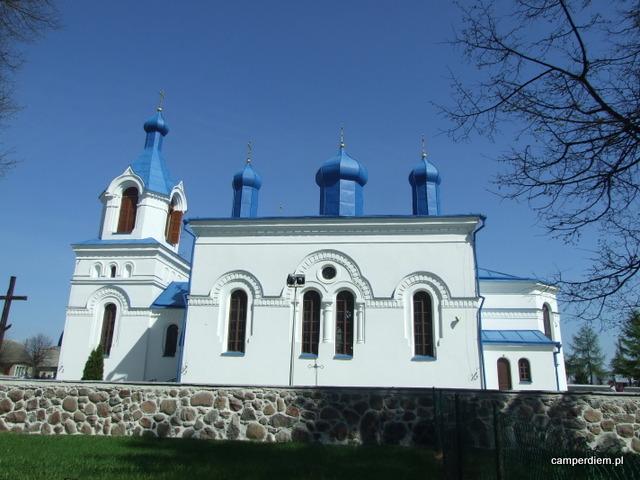 cerkiew w Kleszczelach
