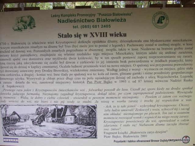 historia rodem z Białowieży