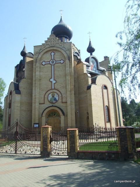 cerkiew Hajnówka