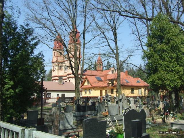 kościół Hajnówka