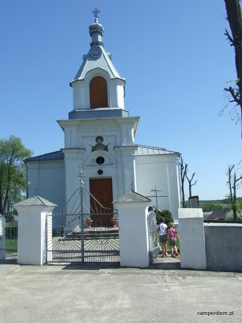 cerkiew w Krynkach