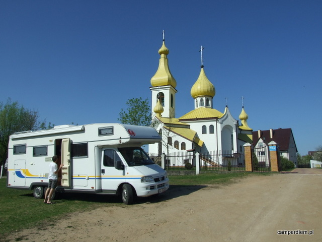 cerkiew w Czarnej Białostockiej