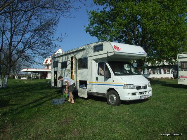 kemping Jard w Wasilkowie