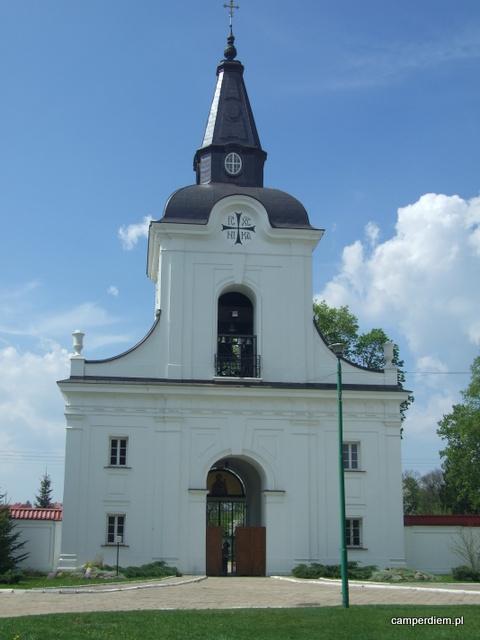klasztor w Supraślu