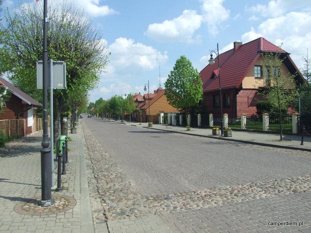 Supraśl ul. 3 Maja