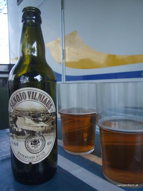 wileńskie piwo