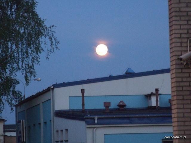 księżyc w Wasilkowie