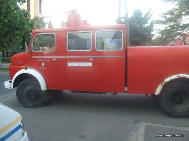 straż pożarna w Roszke