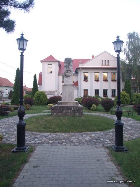 park w Roszke