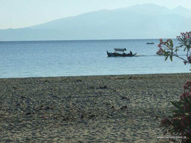 morze egejskie w Stavros