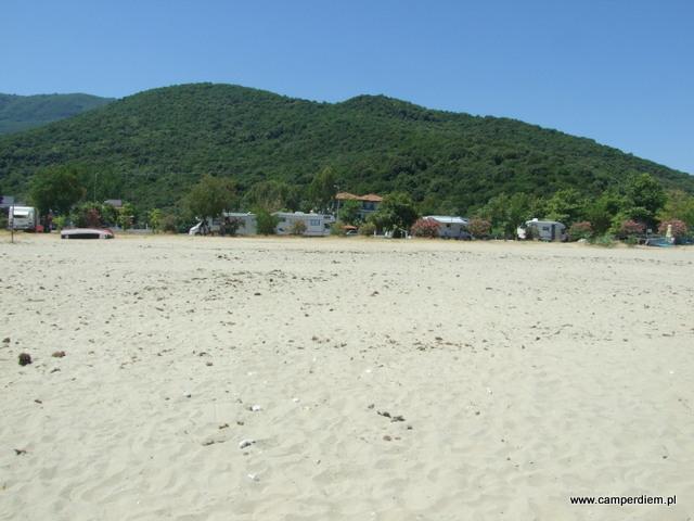 plaża w Stavros
