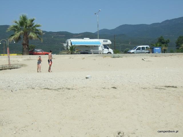 plaża Vrasna
