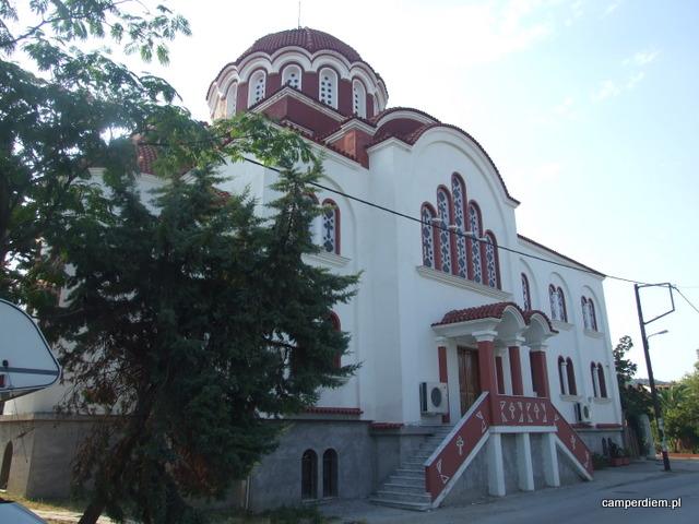 cerkiew w Ierissos