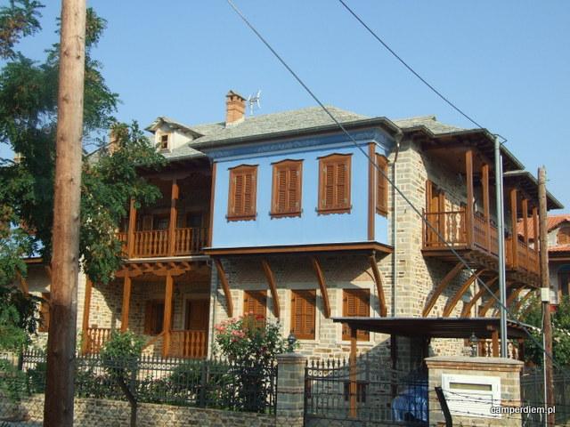 ładny dom w Ierissos