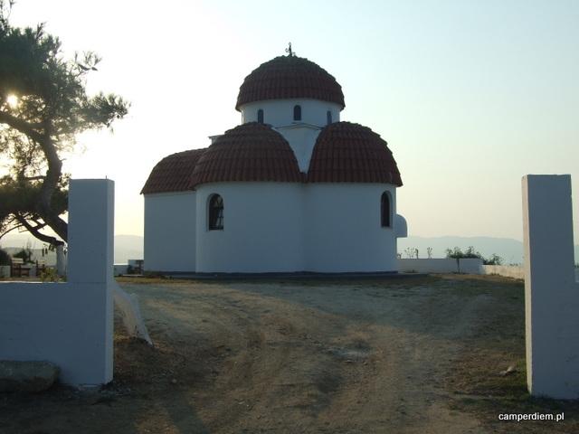 cerkiew w Nea Roda
