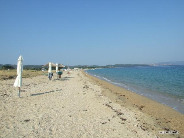 plaża Komitsa