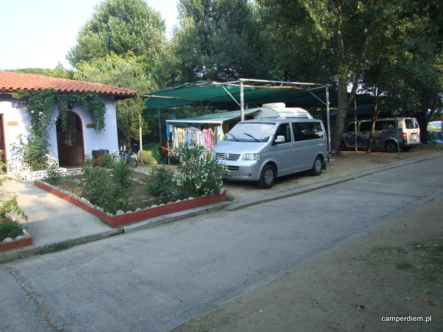 camping Ouranopouli