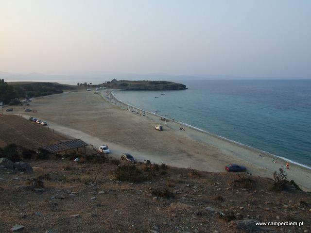 plaża Litochorio