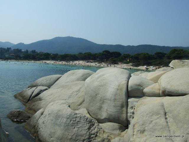 skały w Karidi