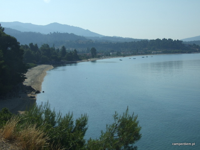 krajobrazy Sithoni