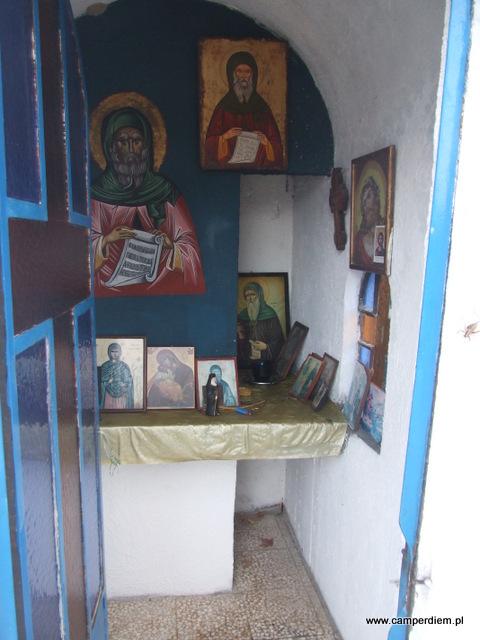kapliczka św. Antoniego Sithonia