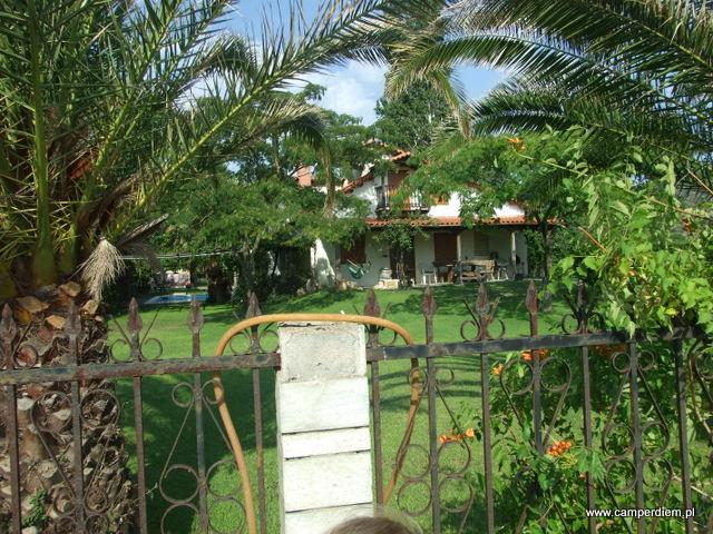 dom w Paralia Sykias