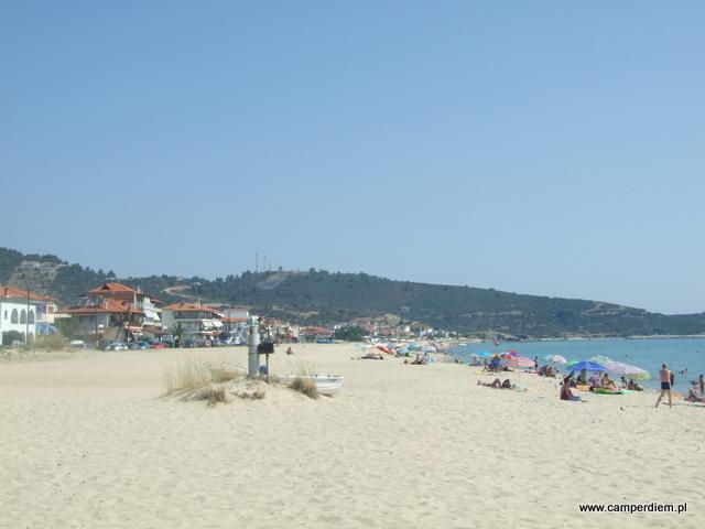 plaża Sarti