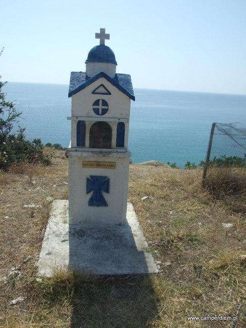 kapliczka na Sithoni
