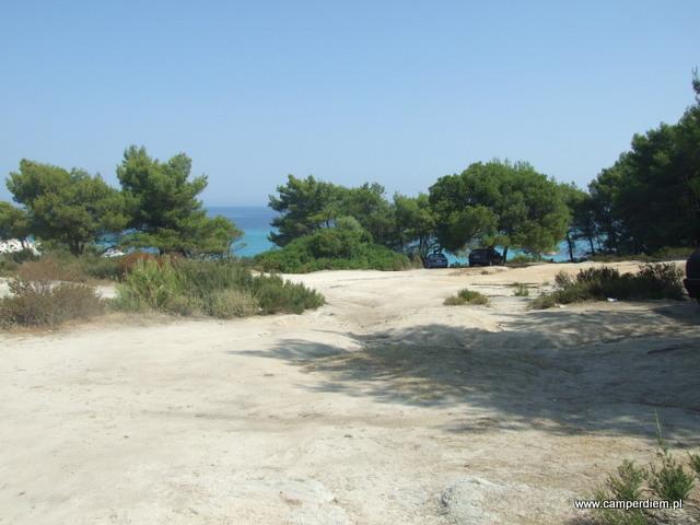 droga do Portokali Beach