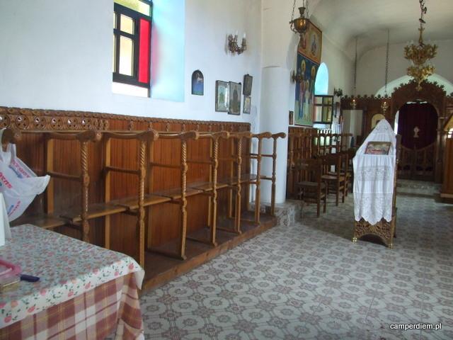 kościół św. Teodora w Ormos Panagias